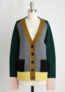 Draped in the Landscape Cardigan