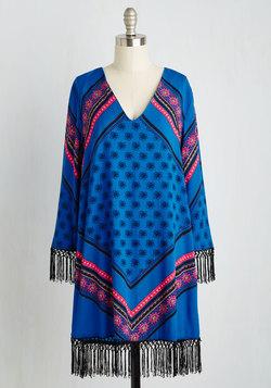 Shimmy the Way Dress