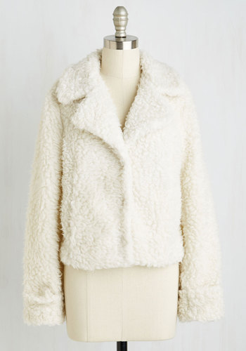 Furry Up, Let's Go! Jacket