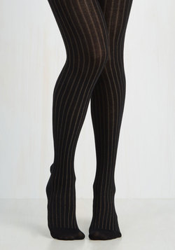 Refined Lines Tights