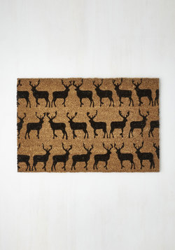 Stags to Riches Doormat