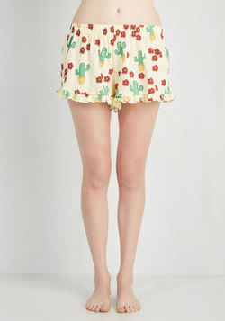 Embrace in Point Pajama Shorts