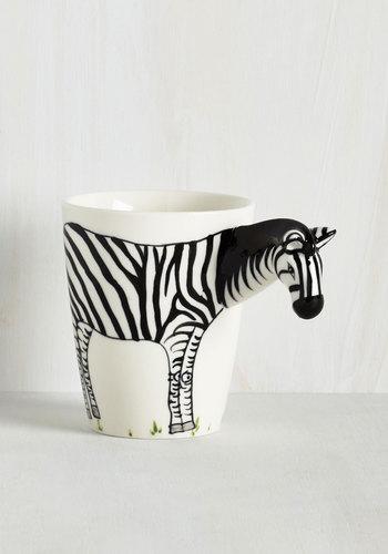Warm Your Stripes Mug