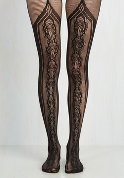 Cheered to the Deco Tights