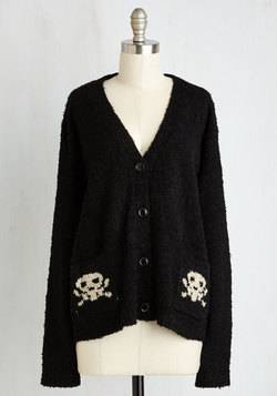 Jolly Roger That Cardigan