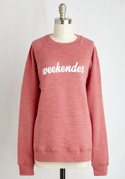 Saturday, Sunday, Funday Sweatshirt