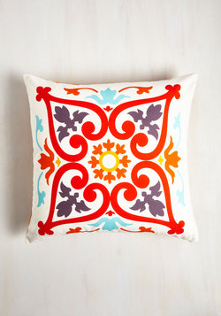 Happily Marrakesh Pillow