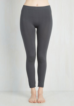 Send Me A Texture Leggings in Charcoal