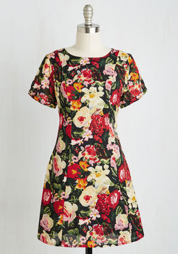 Bouquet Ole Dress