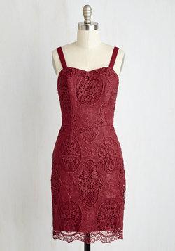 Daring Debut Dress