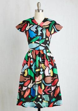 Kinetic Charisma Dress