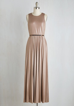 A Streak of Good Luxe Dress