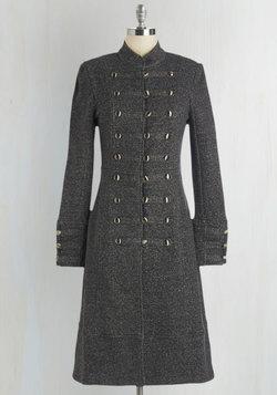 Fashion-Forward March Coat