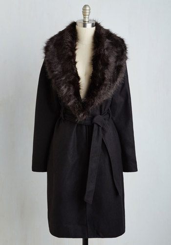Go On With Your Fab Self Coat in Long $129.99 AT vintagedancer.com