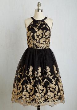 Photo Opulent Dress