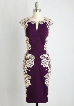 Lakeside Libations Dress in Grape