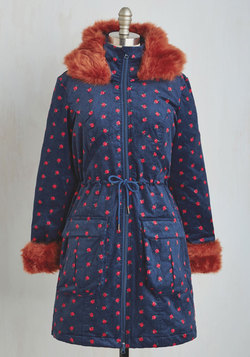Liberal Arts Cottage Coat