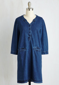 Bushel of Blueberries Dress