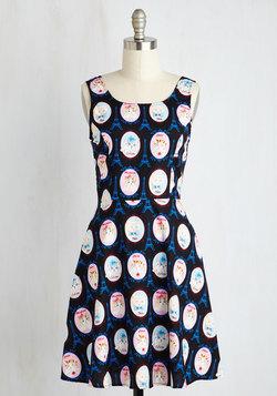 A Certain Je Ne Sais Paw Dress
