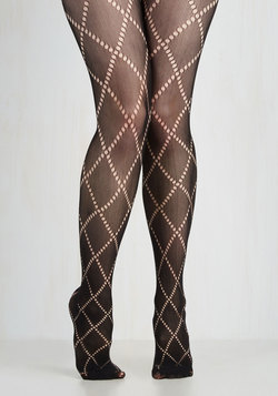 Parallelo-glam Tights