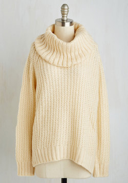 Snuggle Sampling Sweater