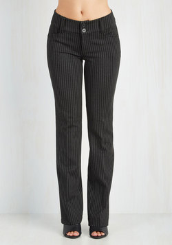 Pinstripe Perfectionist Pants