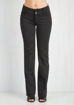 Pinstripe Perfectionist Pants