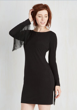 Sleek Mystique Dress