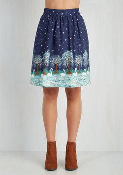 Swan Fell Swoop Skirt
