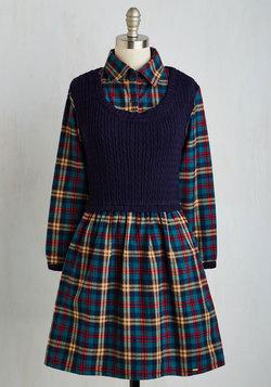Smart of Something New Dress