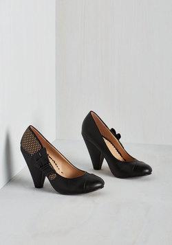 Flamenco With the Flow Heel