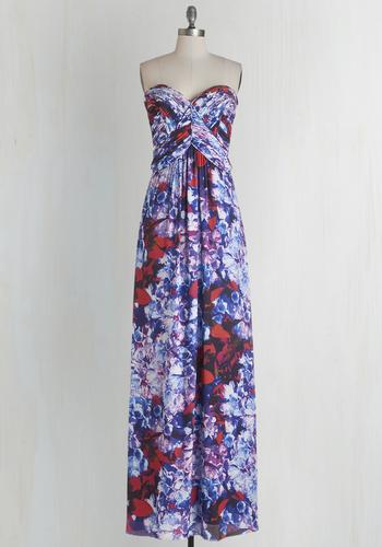 Felicitous Florals Dress