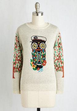 A-hoo, Matey Sweater