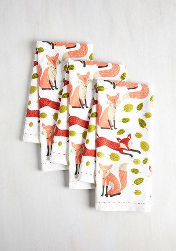 Good Keen Fun Tea Towel Set