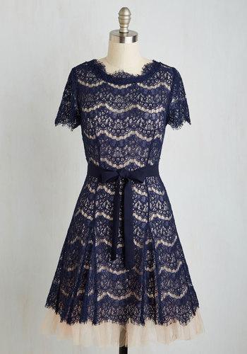 Art Appreciator Dress