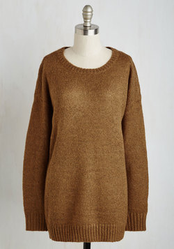 Subtly Cuddly Tunic