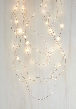 Quintessential Twinkle String Lights - 30'