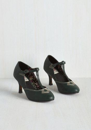 Movin and Provin Heel $72.99 AT vintagedancer.com