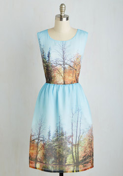 My Forest Love Dress
