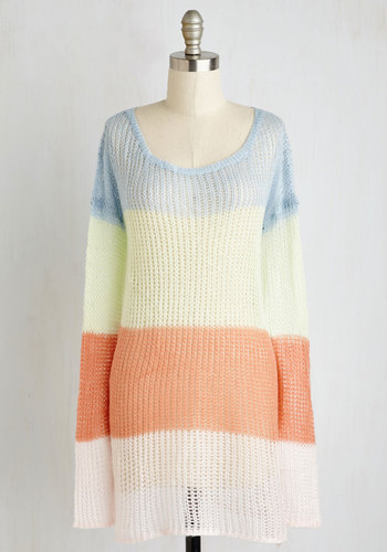 Girls' Night In Sweater