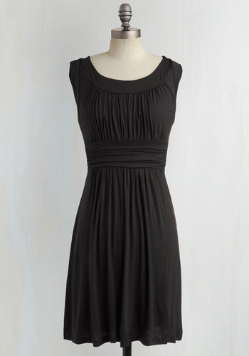 I Love Your Dress in Black