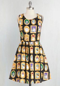 Mew-seum Visit Dress