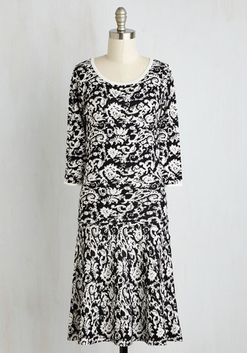 Luxury in the Lobby Dress $69.99 AT vintagedancer.com