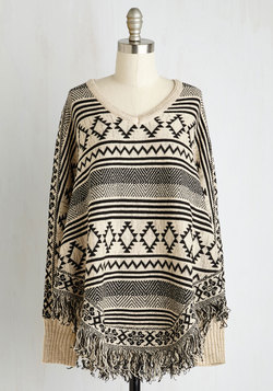 Encore for the Outdoors Poncho