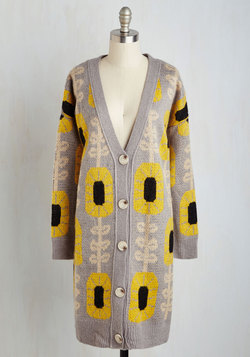 Get Your Groovy On Cardigan