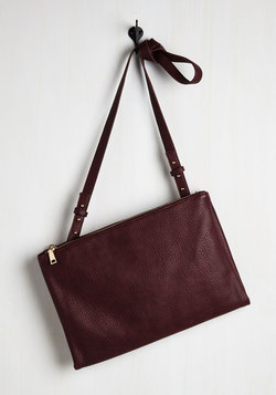 In the Bliss Business Bag in Berry