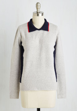 Countryside Drive Sweater