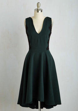 Mesmerizing Melody Dress