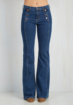 County Flare Jeans