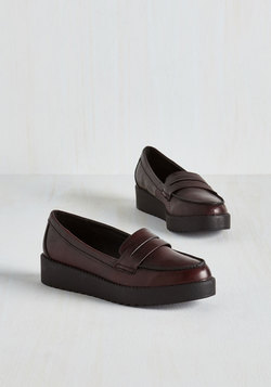 Over and Loafer Again